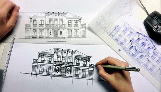Für Architekten designer projektanten