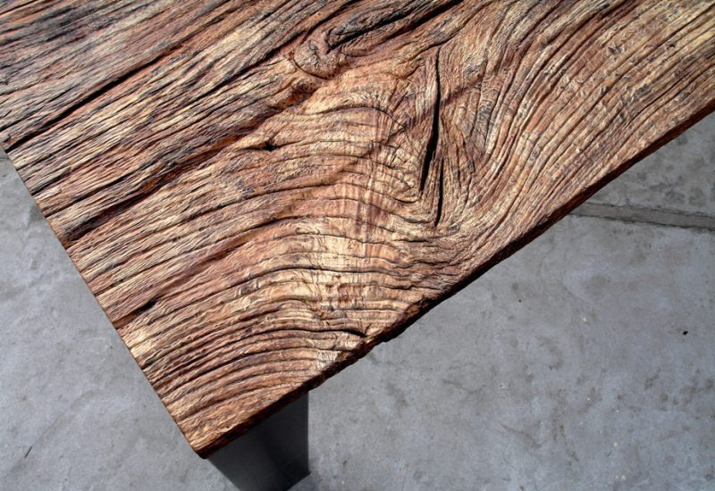 TISCH ALTES HOLZ ANDRONICUS T4